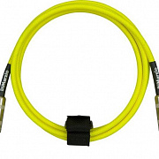 DIMARZIO INSTRUMENT CABLE 10` NEON YELLOW EP1710SSY